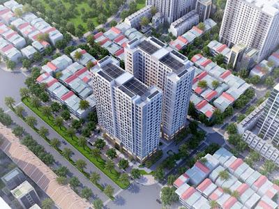 Nhà ở xã hội Yên Sở - Hoàng Mai