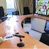 Coronavirus: El Presidente mantuvo una videoconferencia con miembros del Grupo de Puebla