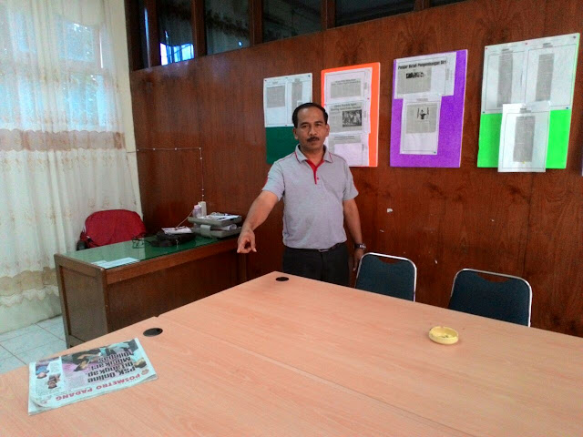 Anggota DPRD Agam Apresiasi Bagusnya Kinerja Humas DPRD Agam