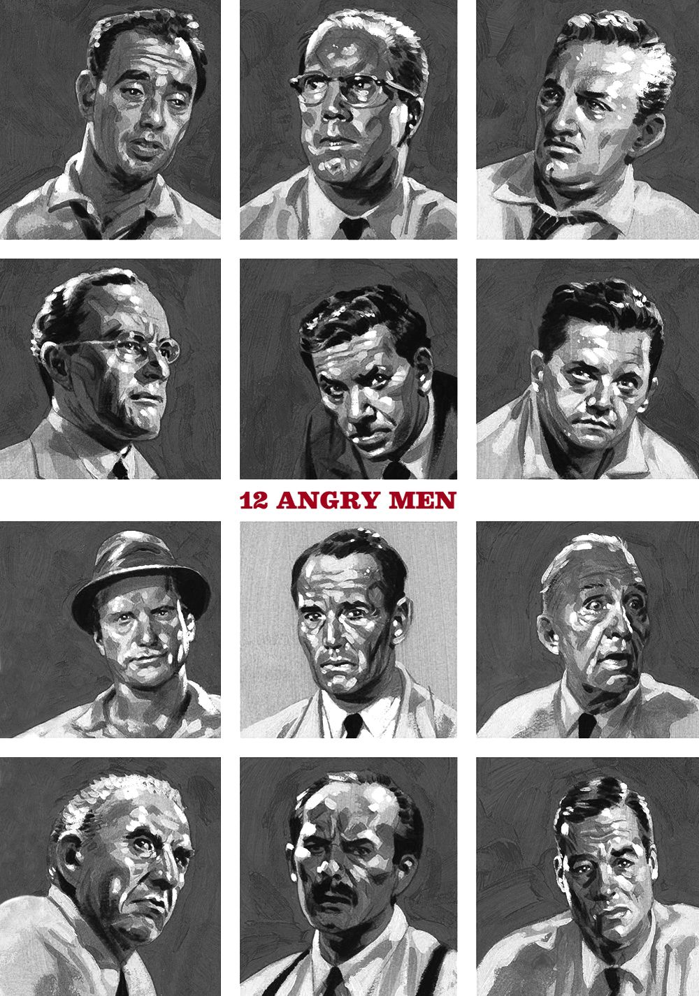 Everyone Should See 12 Angry Men wallpapers