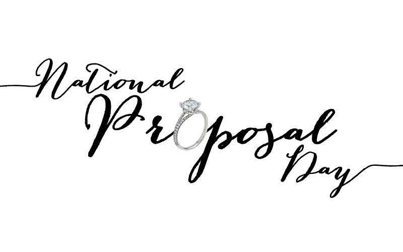 National Proposal Day Wishes Unique Image