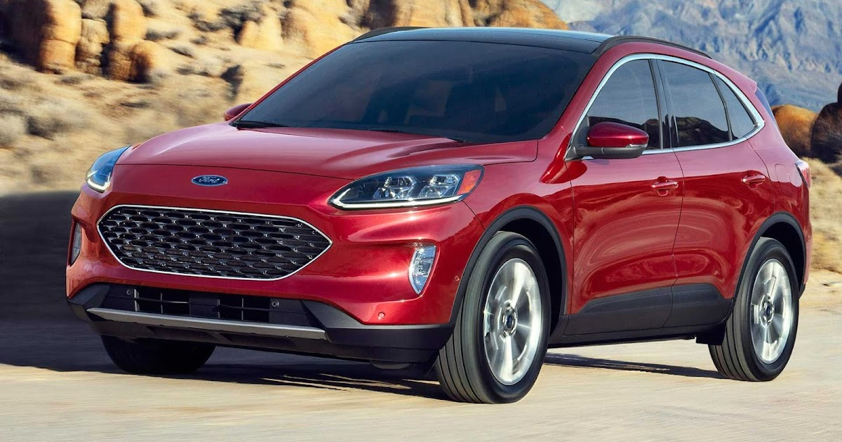 2020 ford escape review  specs  price