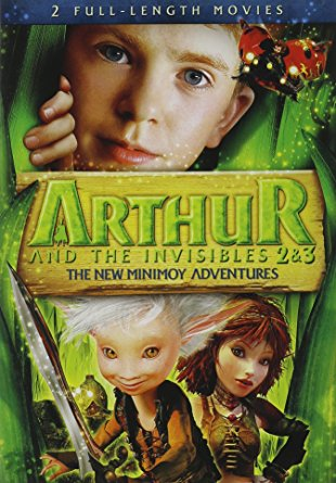 Arthur and the Invisibles 2006 Dual Audio HDRip 480p ESub x264