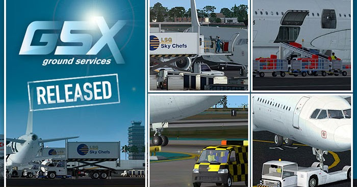 gsx ground services for fsx p3d