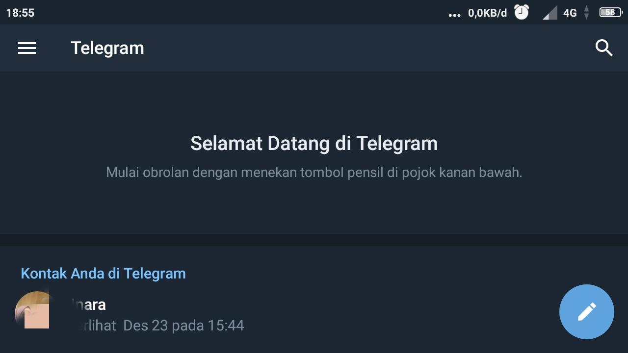 cara membuka file di telegram