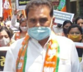 भाजपा नेता बाबूभाई भवानजी ने की मुख्यमंत्री की सराहना | #NayaSaberaNetwork