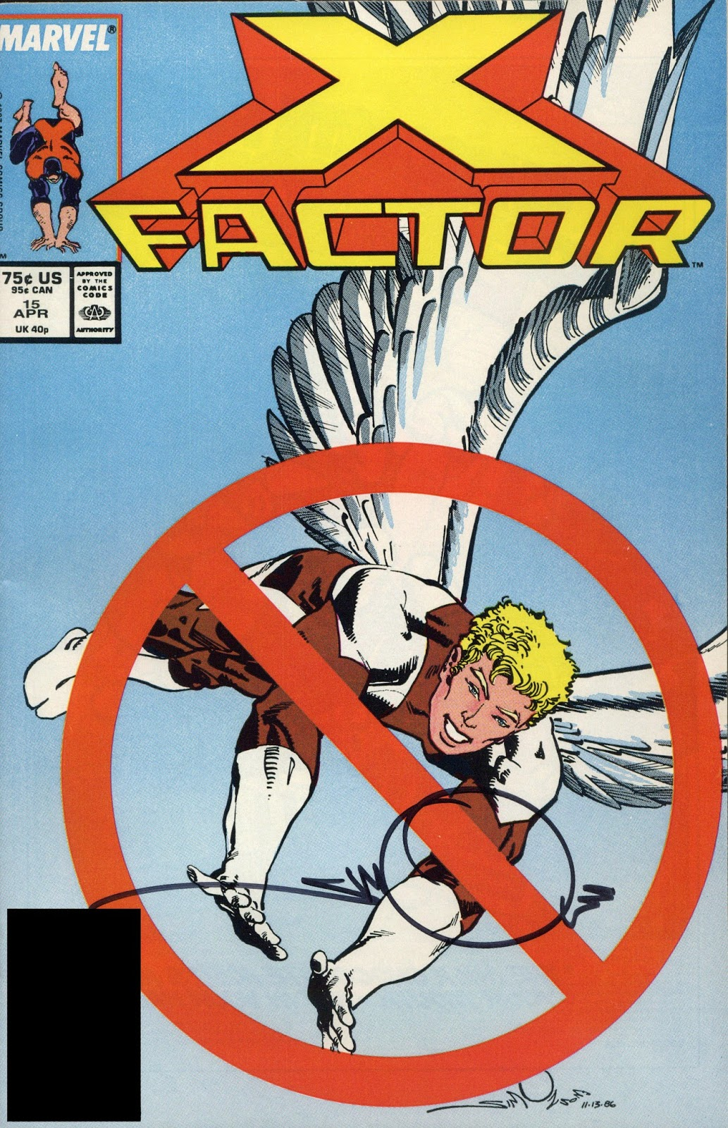 APOCALYPSE Reading Order - Part 1: RISE OF THE FIRST MUTANT (1986