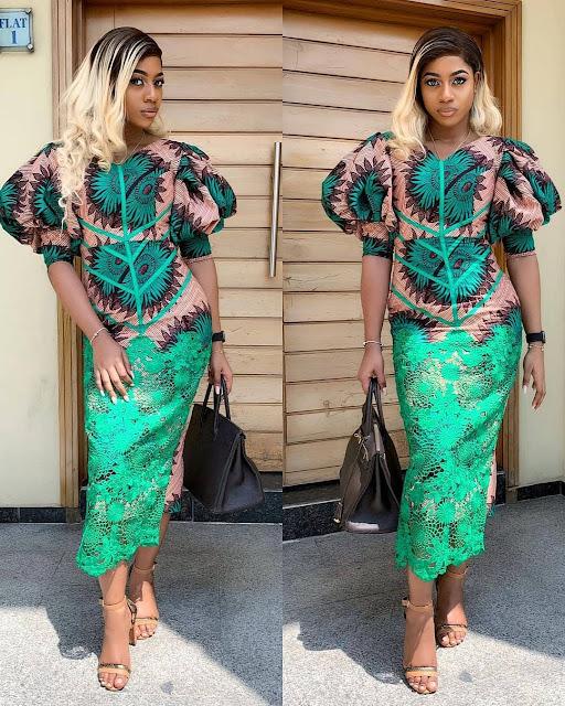 The 20 Best of Owambe Aso Ebi Dresses 53