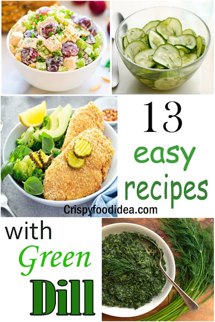 Easy dill Recipes