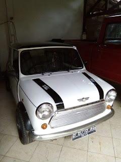 .Dijual Morris Mini Cooper MK2 Year 19