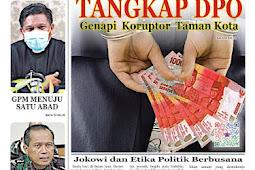 Tabloid Lelemuku #57 - Tangkap DPO - 6 September 2021