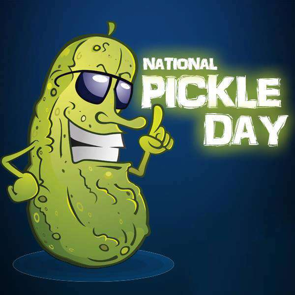 National Pickle Day Wishes Photos