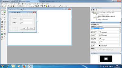 Cara Membuat Koding Logout Aplikasi Pembelian VB 6.0