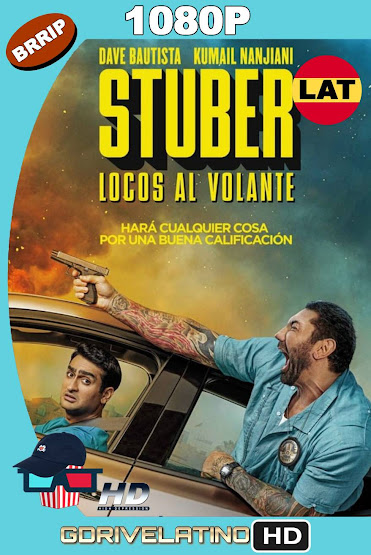 Stuber (2019) BRRip 1080p Latino-Ingles MKV