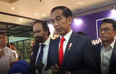 Bagi Surya Paloh Caleg Nasdem Tidak Lebih Penting dari Jokowi