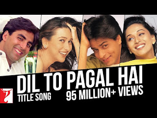 Dil  to pagal hai song