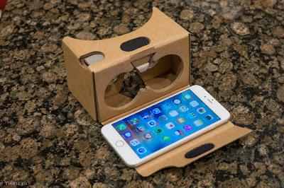 kính thực tế ảo VR Google CardBoard ở đâu có bán?