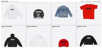 How to buy, Fortnite X Balenciaga, Fortnite Clothing, New, Skin