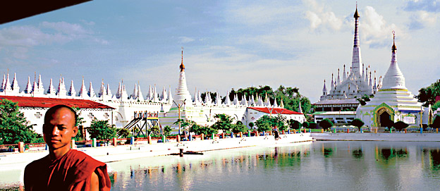 Maha Muni information from Mandalay