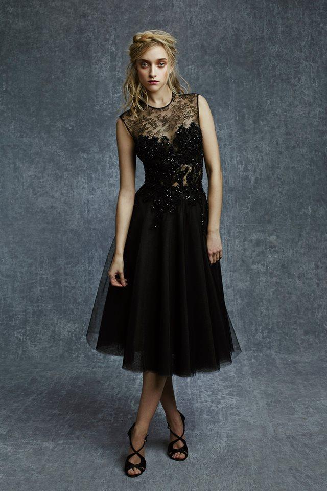 vestidos de noche con encaje