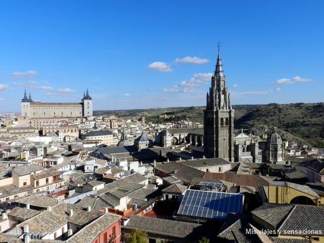 vistas desde la Iglesia de los Jesuitas, Toledo