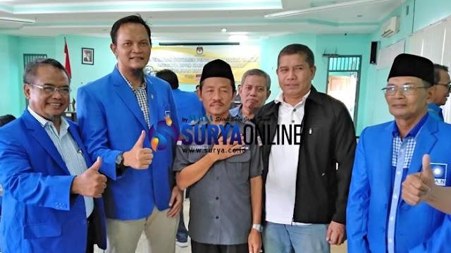 Mantan Kiper Timnas Indonesia Kurnia Sandy Daftar Jadi Caleg Sidoarjo Lewat PAN