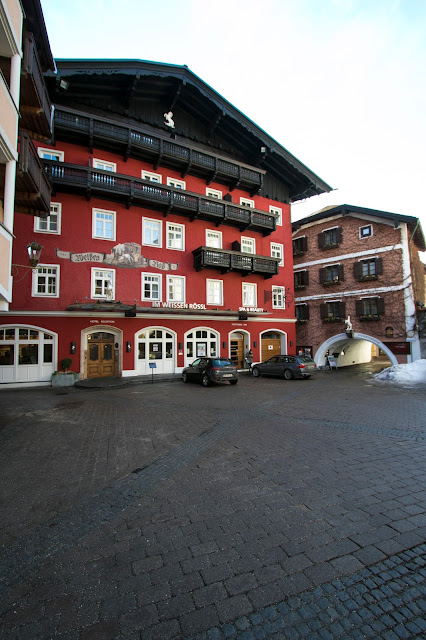 Sankt Wolfgang centro