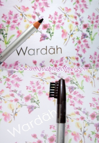 wardah eyebrow Pencil Review #WardahXClozetteIDReview