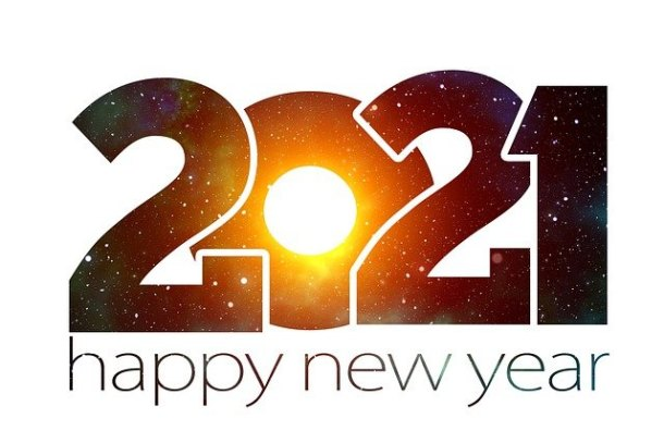 Wish You A Very Happy New Year 2021