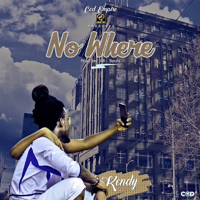 Kendy is set to drop a new song titled No Where