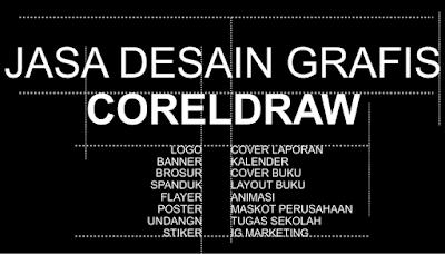 Jasa Desain Grafis CorelDRAW Murah
