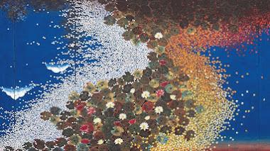 Hiramatsu Reiji, el estanque de nenúfares de Monet y el japonismo