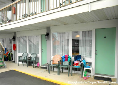 Jade East Motel in North Wildwood, New Jersey