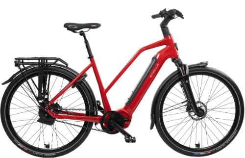Beste elektrische fiets test Stella