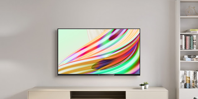 OnePlus Y Series 40-inch Smart TV launching today at 12MPM - Special Launch Discount between 12PM-1PM   TechNeg
