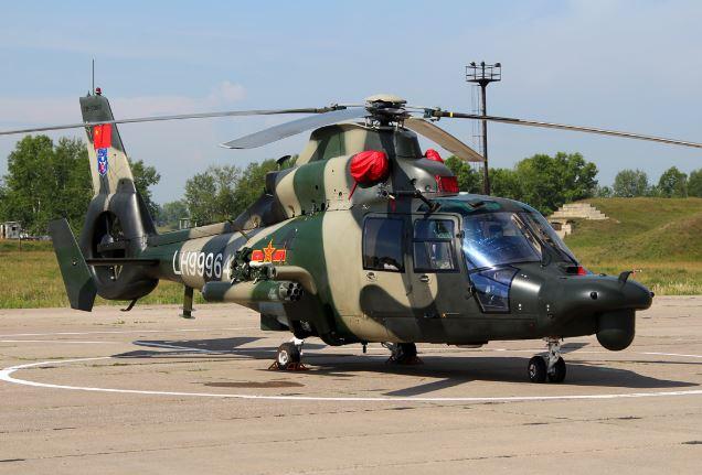 Harbin Z-9W specs