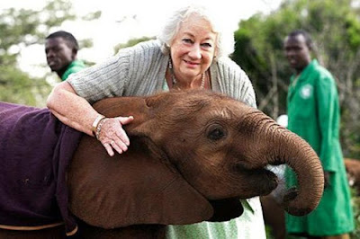 Daphne Sheldrick - The Mother of the Elephants