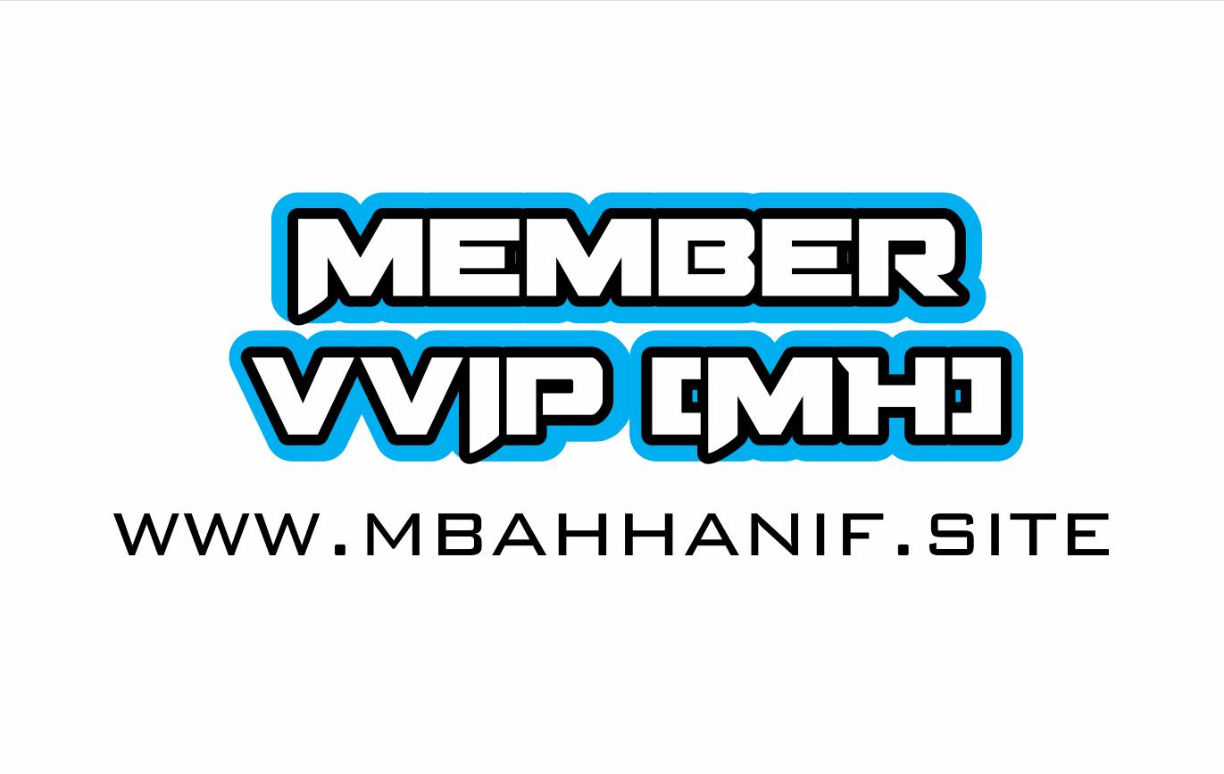 Member Mbah HAnif