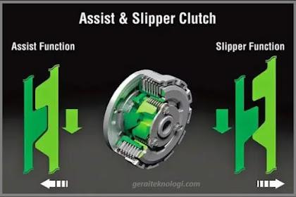 Mengenal Fungsi dan Cara Kerja Teknologi Assist & Slipper Clutch pada Motor serta Manfaatnya