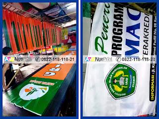 Jasa Cetak Spanduk Kain Promosi di Grogol Petamburan, Jakarta Barat
