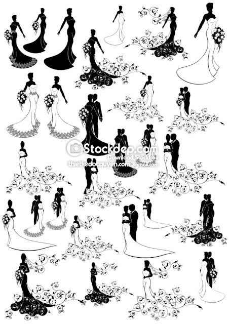 Wedding Free Vector