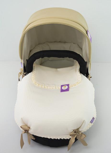 colcha capazo Buggytime Sanoa Comfort 1