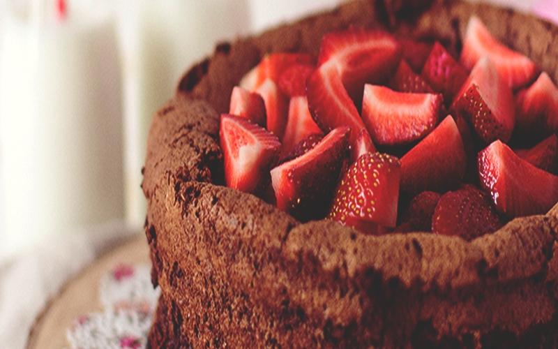 Çikolata Krizine Özel : Unsuz Sufle Kek Tarifi