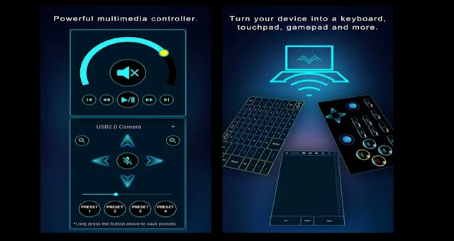 افضل طريقة للتحكم في الكمبيوتر عن طريق الموبايل - للاندرويد والايفون