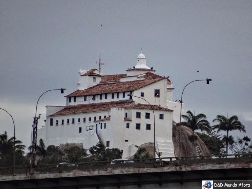 Convento da Penha - Vila Velha (ES)