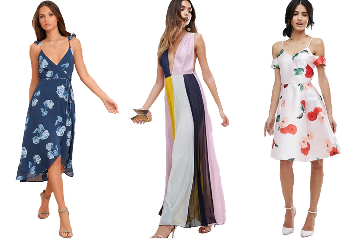 What To Wear To A Spring Or Summer Wedding - Tay Meets World