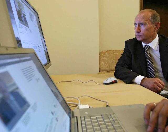 As centrais de ataques cibernéticos russos ficariam inacessíveis