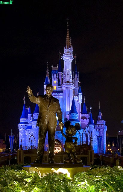 Disney World's Magic Kingdom (Lake Buena Vista, Florida)