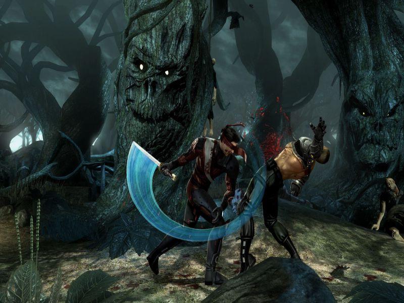 Download Mortal Kombat Komplete Edition Free Full Game For PC