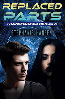 Replaced Parts - Young Adult Science Fiction book promotion sites by Stephanie Hansen